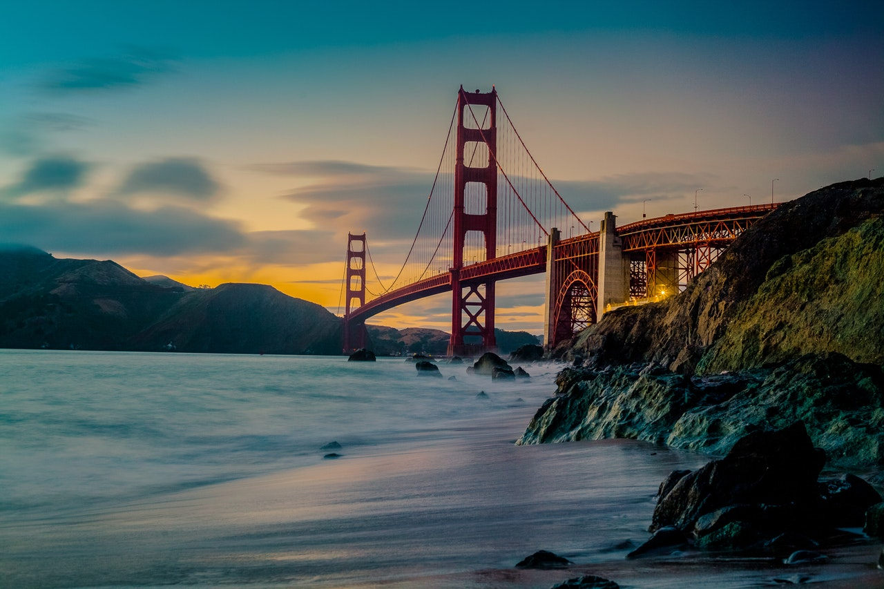 Golden Gate Bridge Timmermann
