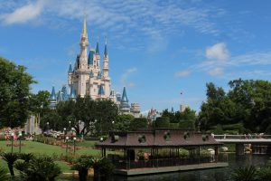 Die Disney World in den USA